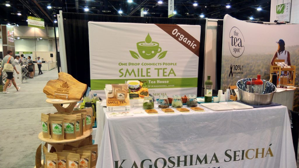 We exhibited at World Tea Expo 2019