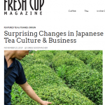 Mention in Fresh Cup Magazine