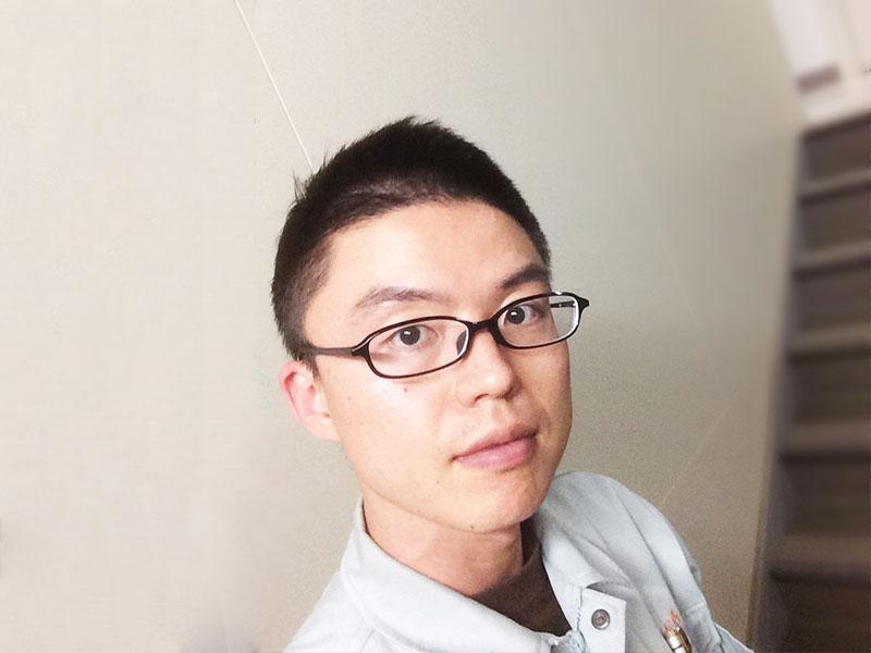 第二営業部 係長 石牟禮 剛志