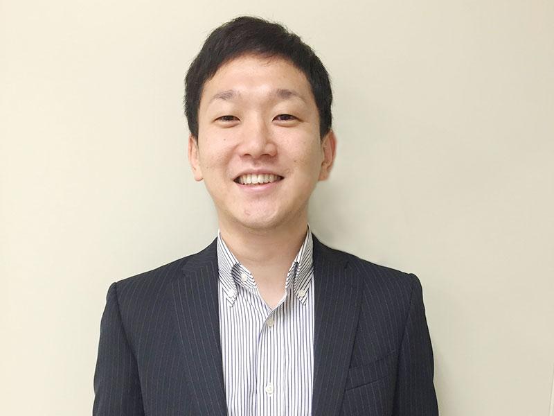 第三営業部 係長 木佐貫 将太