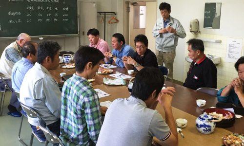 160517南九州緑茶研究会出荷茶品評会_全体